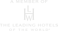 Member of Leading Hotels of the World
