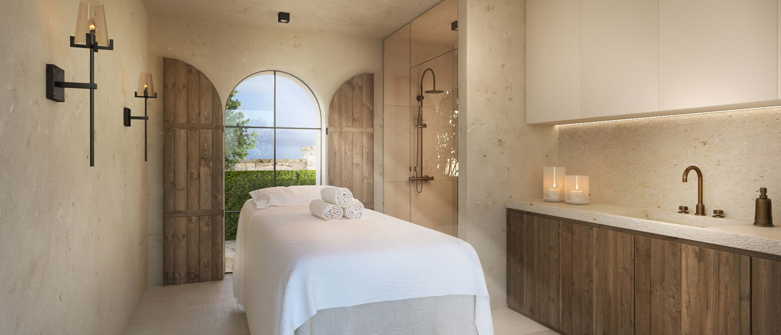 Spa Botanic Sanctuary Antwerp 5-star superior Leading Hotels of the World
